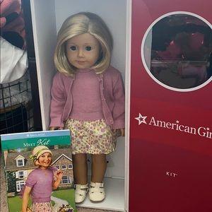 American Girl Doll- Kit